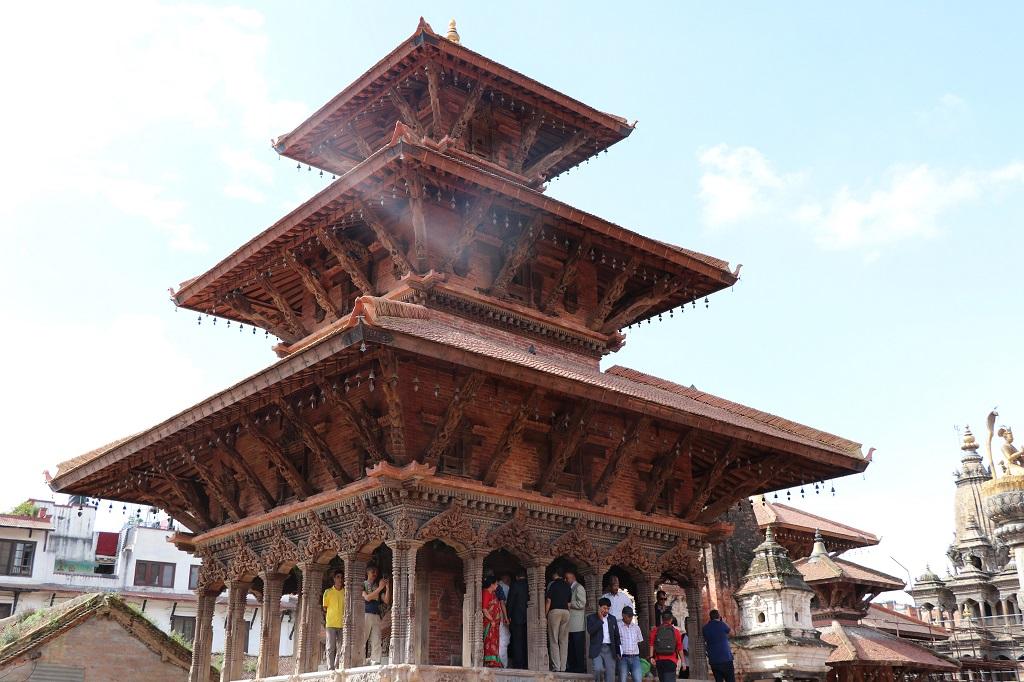 Harishankar Temple, Patan Durbar Square